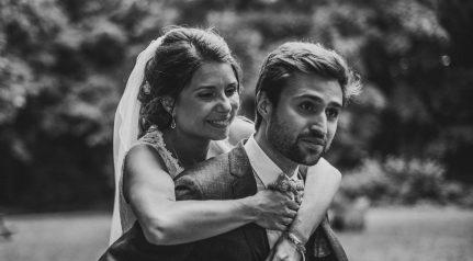 Le bonheur simple des mariés